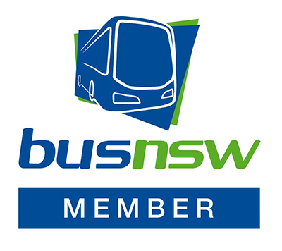 Ogdens Coaches are proud Bus NSW Members